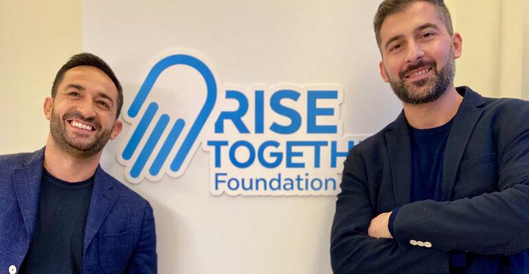 Nasce Rise Together Foundation!