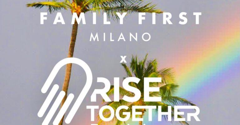 Una felpa solidale: Family First x RTF